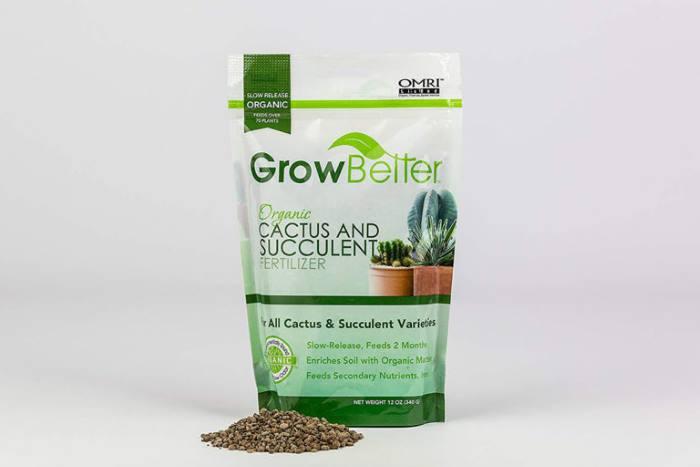 Удобрения для кактусов и суккулентов